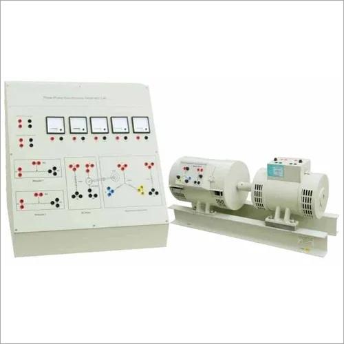 Three Phase Synchronous Generator Lab