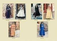 KVC (HAVANA) Designer Anarkali Suits