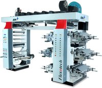 Woven Flexographic Printing Machine