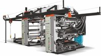 Flexographic printing machine - 3 drive