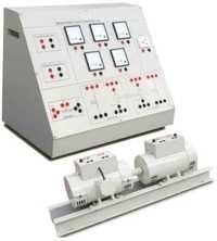 Field Test of DC Series Machine