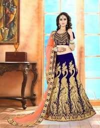 Peacock Wedding Lehengas