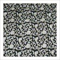 Printed Poly Silk Fabric