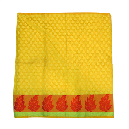 Chanderi Design Fabric