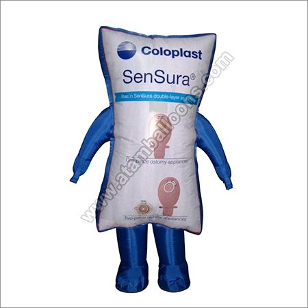 Walking Inflatable Coloplast
