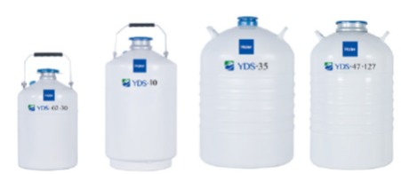 Liquid Nitrogen Container For Transportation