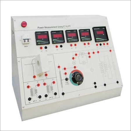 Power Measurement using CT & PT