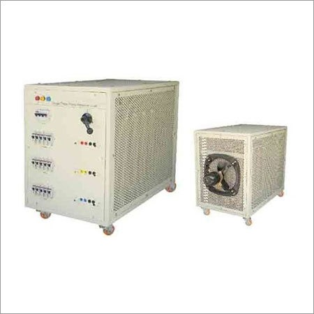 Single And Three Phase Resistive Load