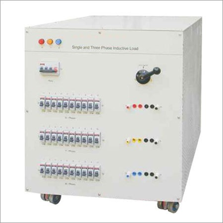Single And Three Phase Inductive Load
