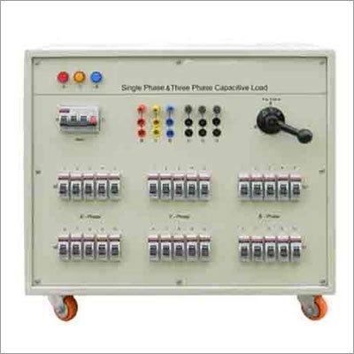 Single Phase & Three Phase Capacitive Load