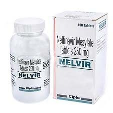 Nelvir 250mg Tablets