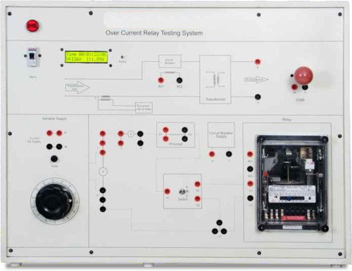 Over Current Relay Testing System