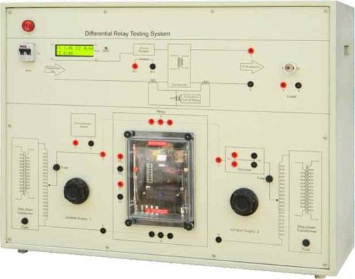 Differential Relay Testing System