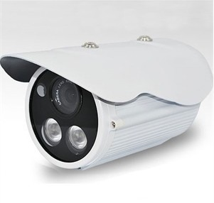IR Array 700TVL High Resolution Sony EFFIO-E CCD Waterproof Security CCTV Camera