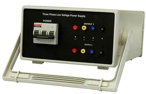 Three Phase Low Voltage Power Supply