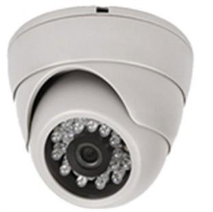 24-LED White Sony Effio-E 700 IR CCTV Dome Camera