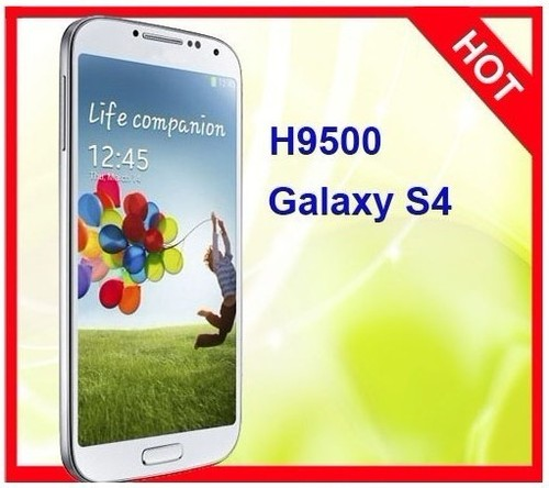 Firstsing For H9500+ Galaxy S4 MTK6589 Quad Core 5 inch Android 4.2 OS IPS Screen Smart Phone