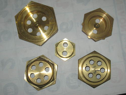Brass Flanges for Heating Element