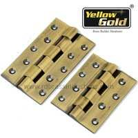 Brass Railway Antique Finish Hinges