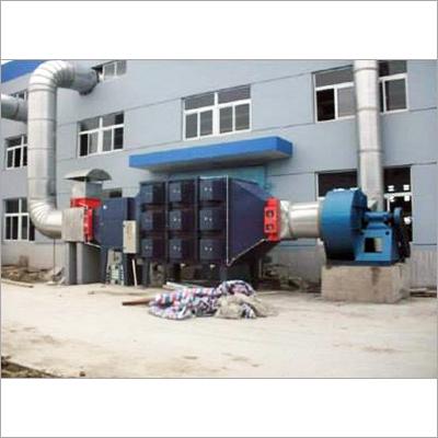 Smoke Exhaust System
