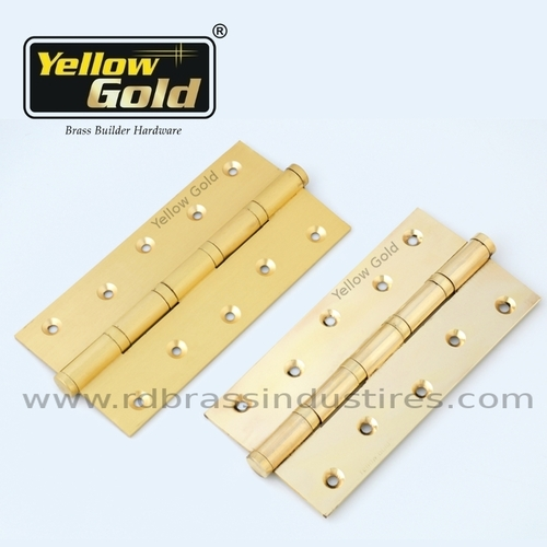 Solid Brass Bearing Hinges