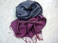 Modal Reversible scarves