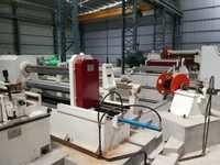 Slitter Acentric Machine