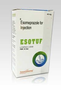 Esomeprazole  for injection