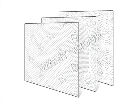 Gypsum Ceiling Tiles