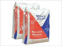 Gypsum Plaster Powder