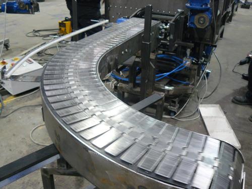 Automobile Slat Conveyor