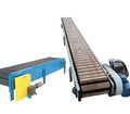 Inclined Slat Conveyor