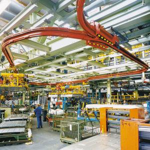 Assembly Line Overhead Conveyor