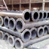 Cast Iron Flanged Pipes