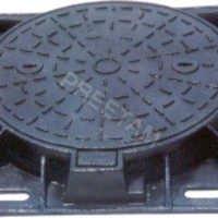 Manhole Cover Roun