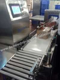 Checkweigher And Metal Detector Combination