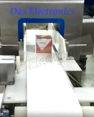 Metal Detector for Aluminium Foil Products