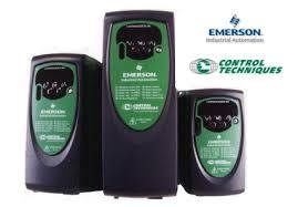 Control Technique(Emerson) Drive Repair & Services