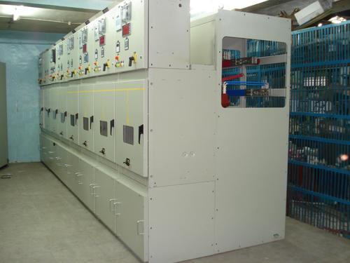 Circuit Breakers Control Panel LT/HT