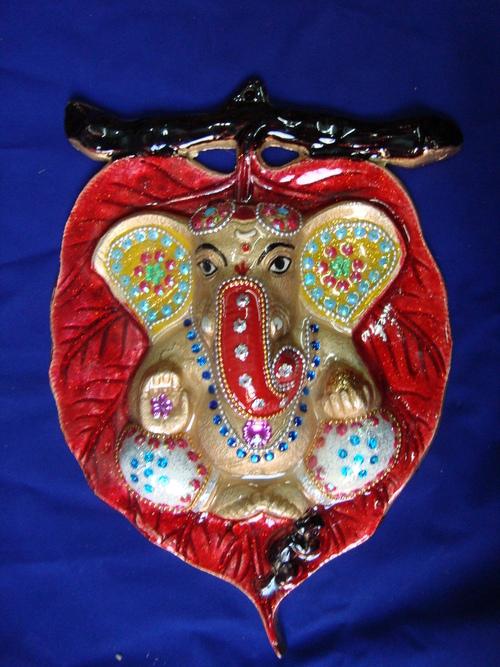 Mina Metal Ganesha