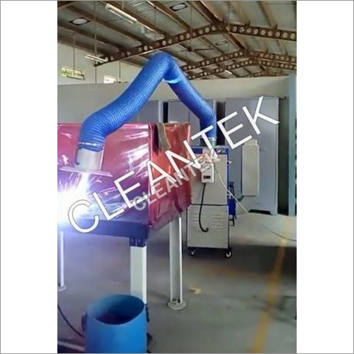 Welding Fume Extractor for Institutions