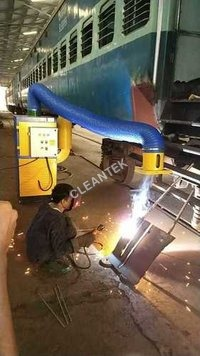Mobile Welding Fume Extractor