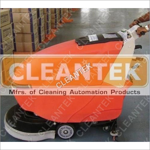Auto Scrubber Dries