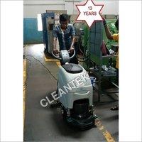 Floor Cleaner Scrubber