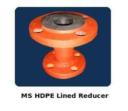 MS HDPE Lined Reducer