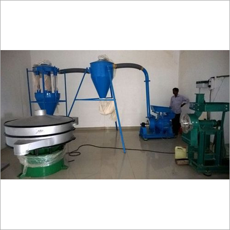 Rice Grinding Pulverizer Machine