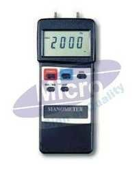 Differentail Manometer