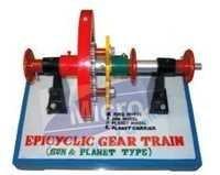 Epicyclic Gear (Sun & planet type)