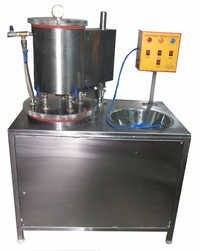 Vacuum Investment Mixer
