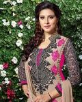 Georgette Printed Salwar Kameez